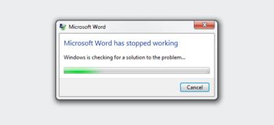 word-crash
