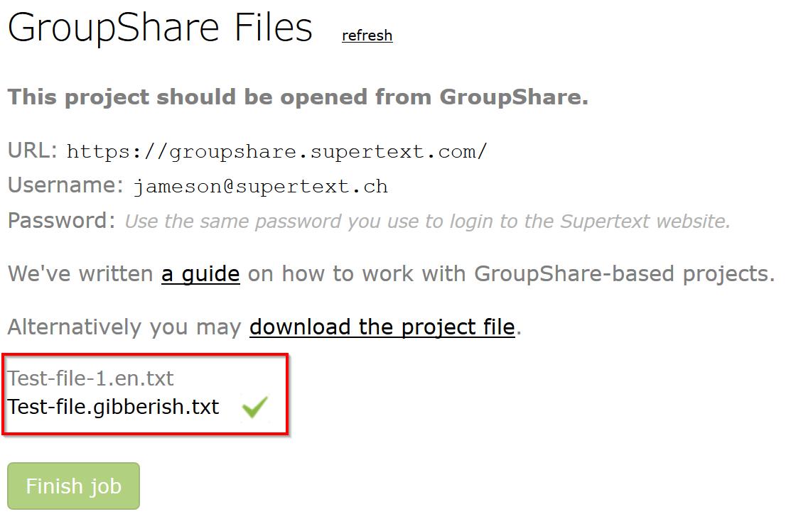 File eligibility