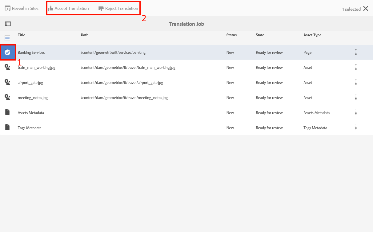 How to use the Supertext translation connector for AEM   Chief of